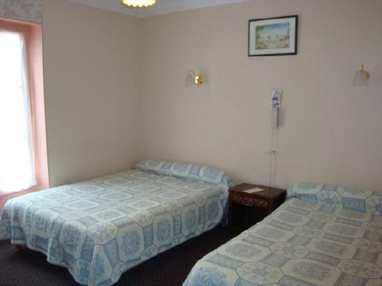 Hotel La Lubiane : Room #20