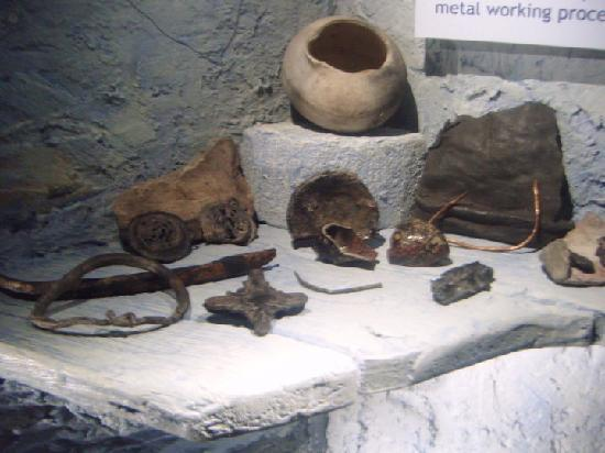 Jorvik Viking Centre : More artifacts