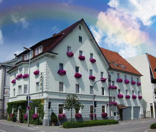 Tuttlingen, ألمانيا: Hotel Garni Rosengarten Tuttlingen