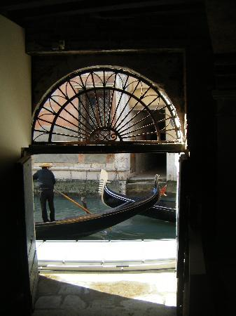 Residence Ca' Foscolo: View from inside the building