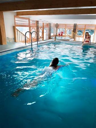 Les Arcs, France: Piscine Hotel du Golf