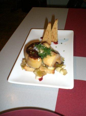 D.O. vins i platillos : h-e-a-v-e-n - the foie @ D.O.!!!