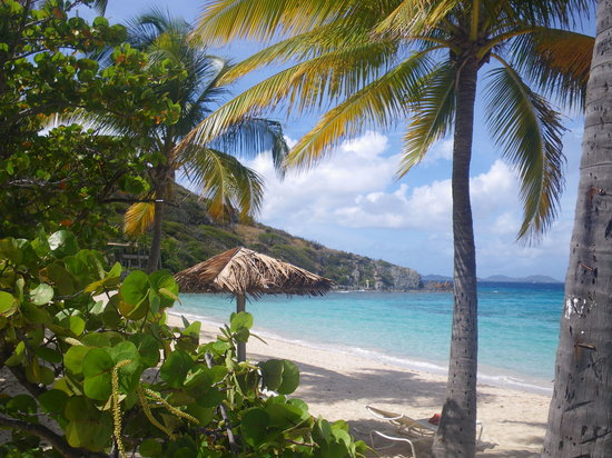 Cruz Bay, St. John: Peter Island