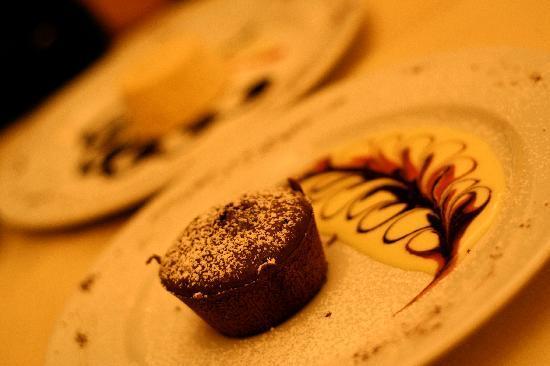 Albergo Trattoria La Vignetta: dessert