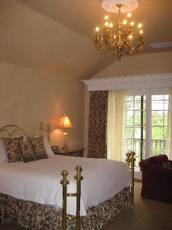 Santa Ynez, CA: Our lovely room