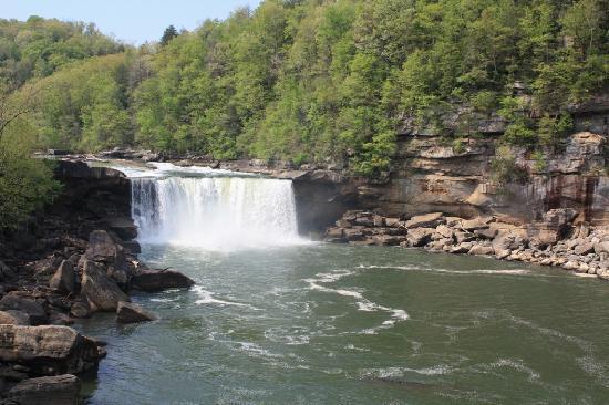 คอร์บิน, เคนตั๊กกี้: The falls are beaautiful!