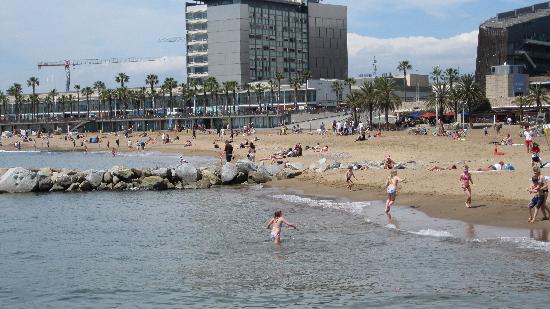 Strand Von Barcelona Picture Of Hotel Jazz Barcelona Tripadvisor