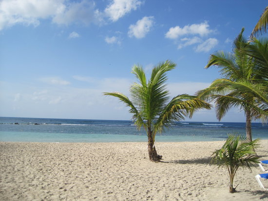 Juan Dolio, Dominican Republic: the beach