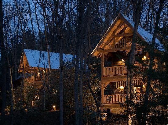 Cheshire Cabin & Treehouse Rentals (Black Mountain, NC