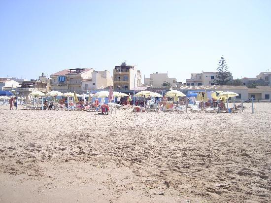 Hotel Stella Marina : spiaggia