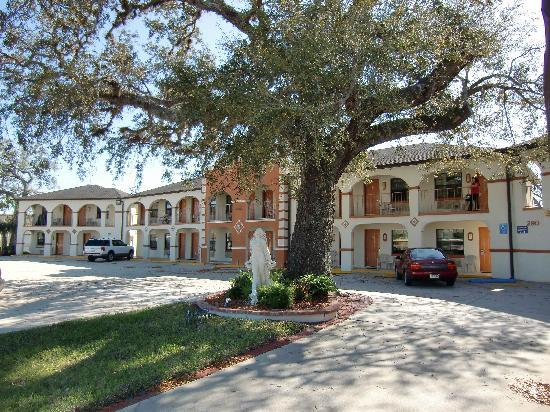 Travelodge Suites St Augustine: Vorderansicht