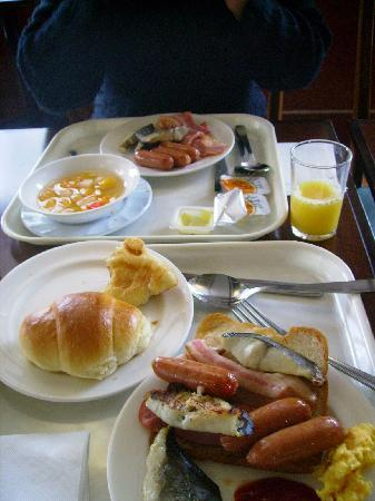 Hotel Asia Center of Japan: colazione