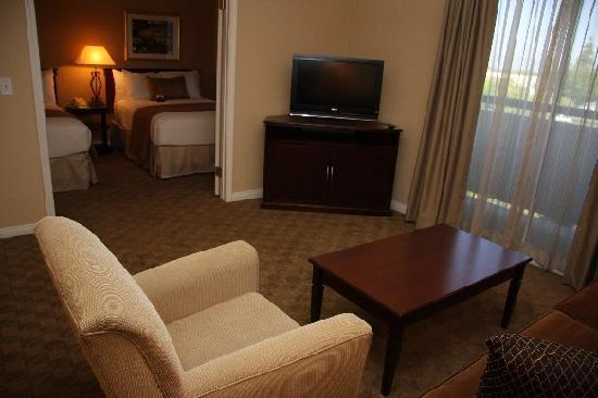 HYATT house Cypress/Anaheim: One Bedroom Suite