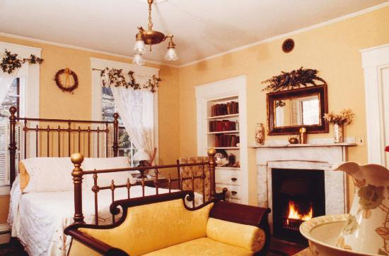 Beechwood Inn: Marble Suite