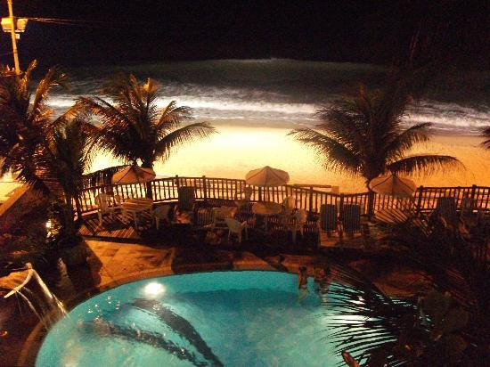 Visual Praia Hotel: view from the room
