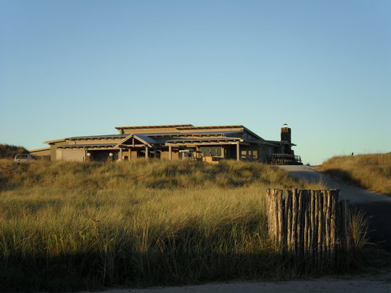 Bridport, Australia: The Barnbougle Clubhouse