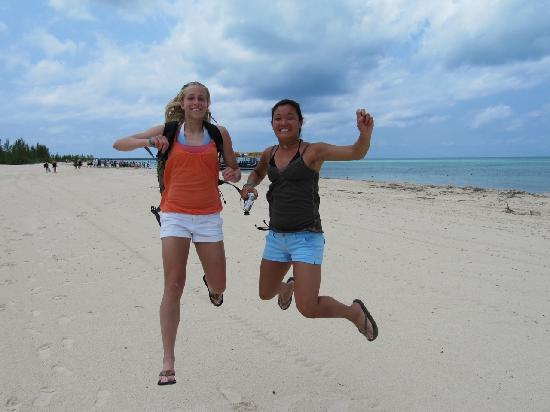 Isla Pasion: Even the teenagers will jump for joy!