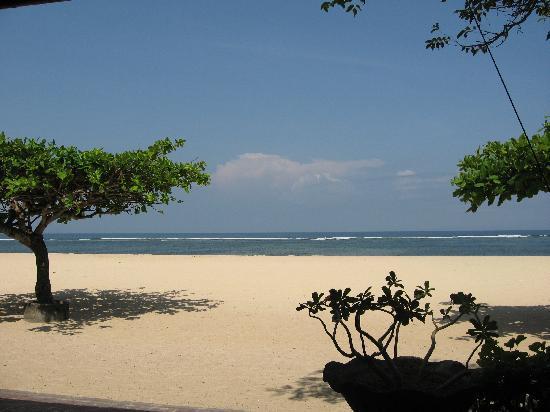 Hotel Kumala Pantai: What a view!