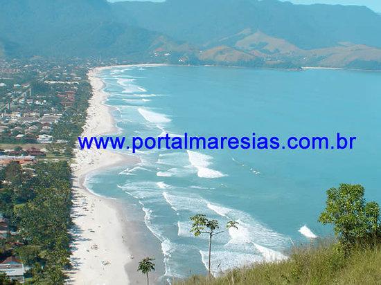 Portal Maresias Sun House Flats: MARESIAS BEACH OVERVIEW