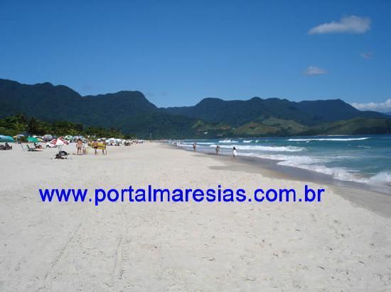 Portal Maresias Sun House Flats: MARESIAS BEACH