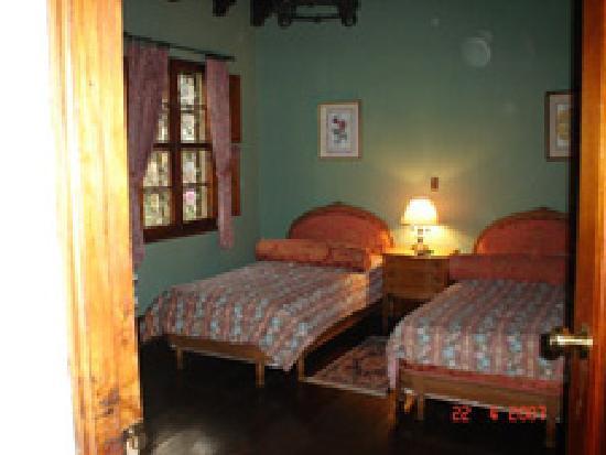 Casa Carmel : Habitacion Peten