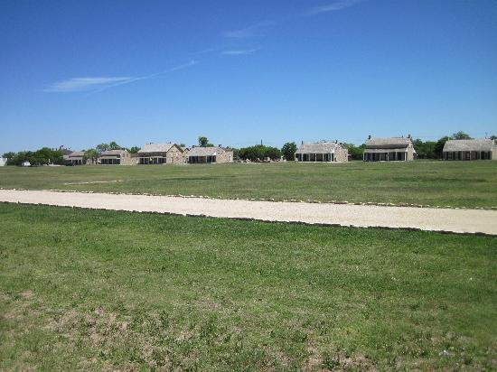 San Angelo, TX: Fort Concho