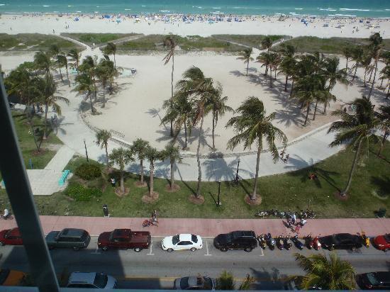 The Tides South Beach : Vistas