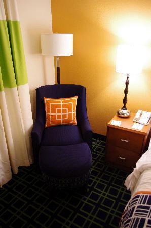 Fairfield Inn & Suites Hattiesburg: Fairfield Inn Hattiesburg - King Room