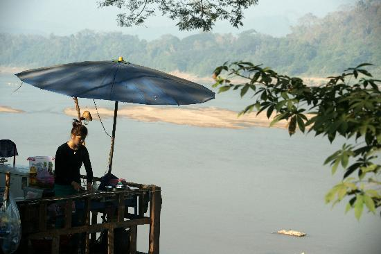 Villa Pumalin : The Mekong River is just a few metres away from the Pumalin Guest House.