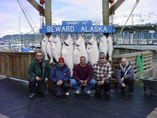 Seward, AK: Hitting big ones