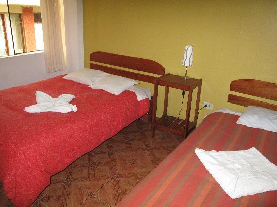 Pirwa Hostel Machu Picchu: Room