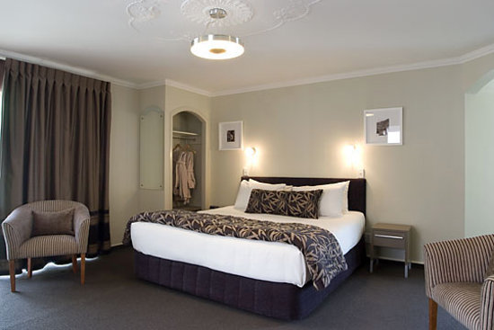 Silver Fern Rotorua - Accommodation and Spa: Executive Spa Studio