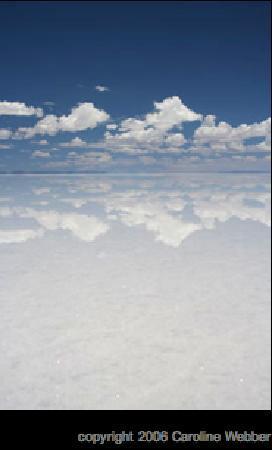 Salar de Uyuni照片