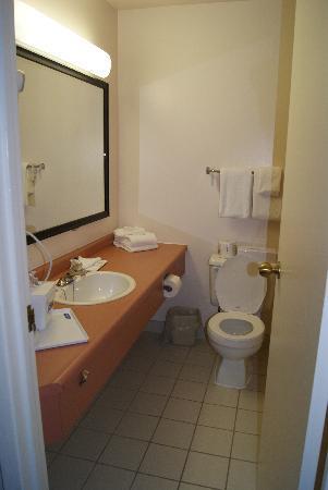 Travelodge Airport North Bay: Bathroom