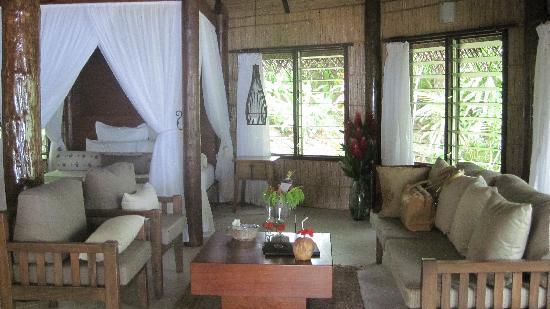 Matangi Island, Fiyi: Vitu, our bure