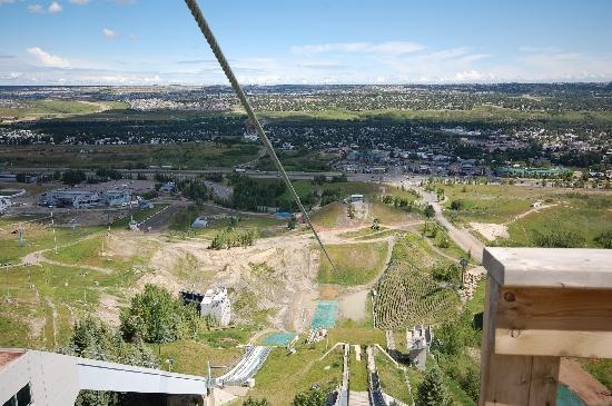 Calgary, Canada: From the top