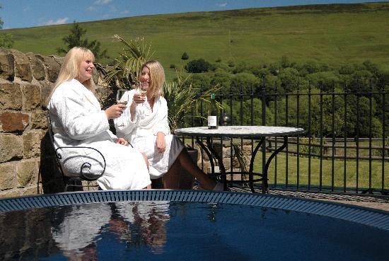 Losehill House Hotel & Spa: Enjoying a Spa Break