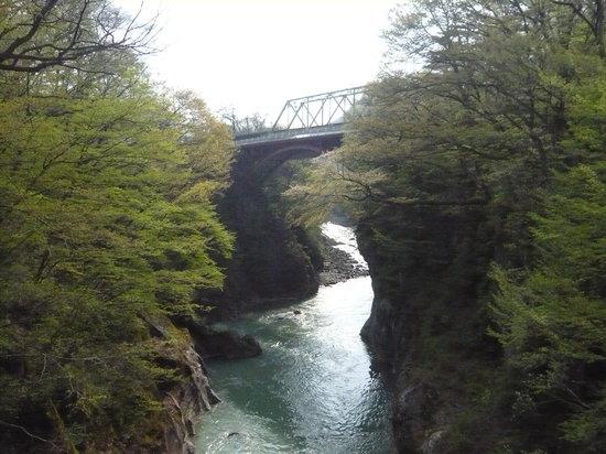 Agatsuma Canyon