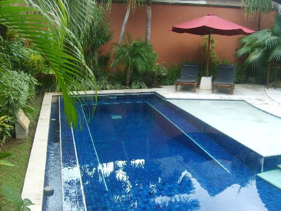 The Kunja Villas & Spa: Piscine