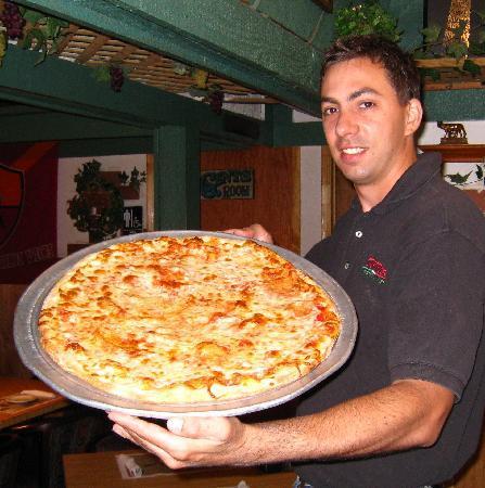 Antonios Pizza Italian Restaurant Dania Beach Fl
