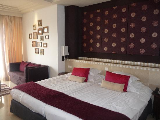 Radisson Blu Palace Resort & Thalasso, Djerba: La chambre