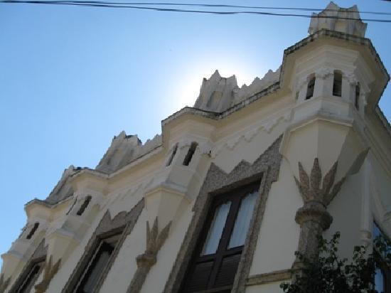 Castelinho38: stunning exterior