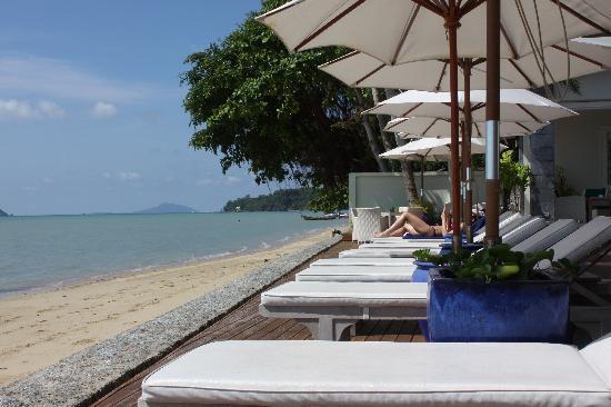 Serenity Resort & Residences Phuket: Sun Bathing