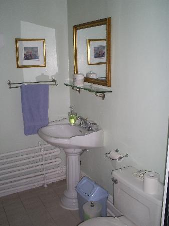 Chez Hubert, B&B: Salle de bain