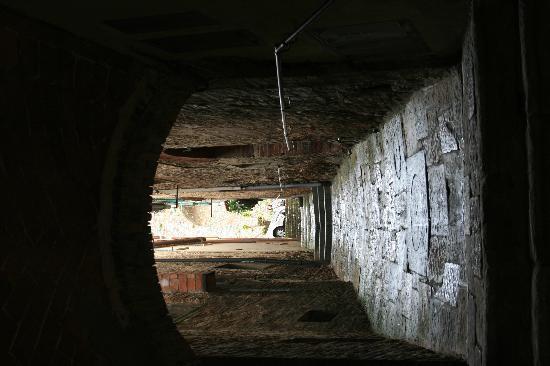Ventena Vecchia - Antico Frantoio: Schöne Gasse