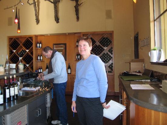 Quivira Vineyards: Wonderfull friendly and informative staff.