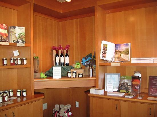 Quivira Vineyards: Preserves, honey, condiments grown on-site