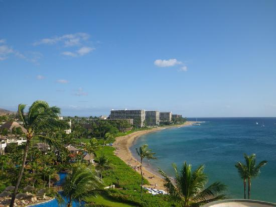 Sheraton Maui - view of beach