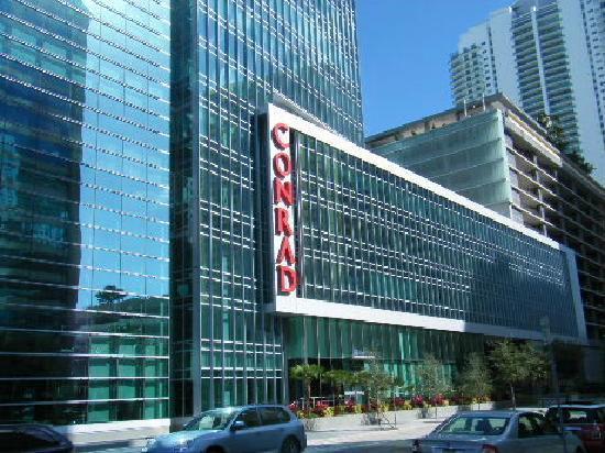 Conrad Hilton Hotel Miami