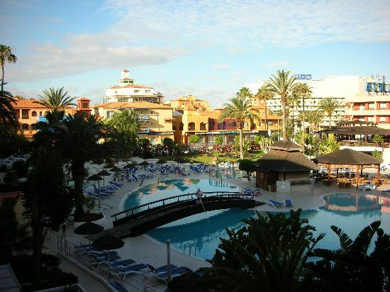 La Siesta Hotel: Vue de la chambre